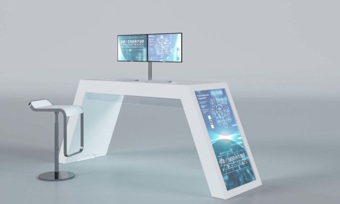 Multimedia Table