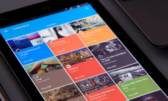 Online Brochure App